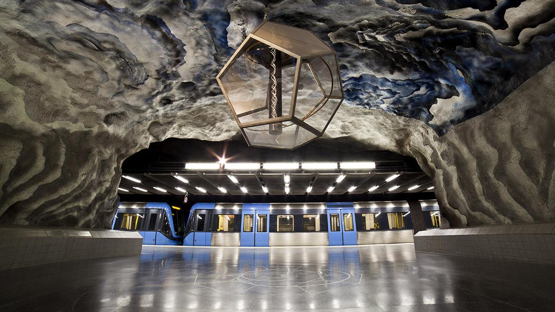 Subte Estocolmo 11