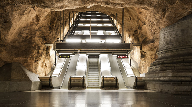 Subte Estocolmo 3