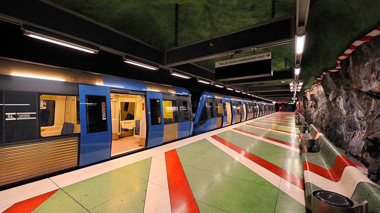 Subte Estocolmo 4