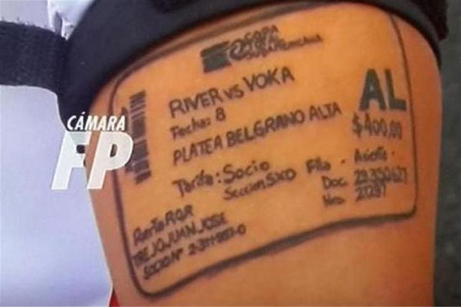 tatuajes futbol9