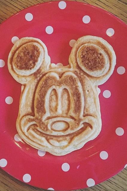 waffle mickey