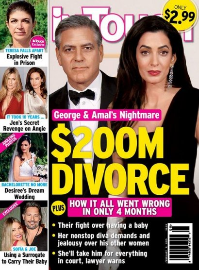 amal george clooney divorcio