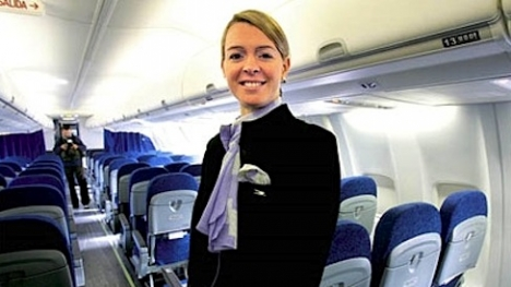 azafatas aerolineas argentinas