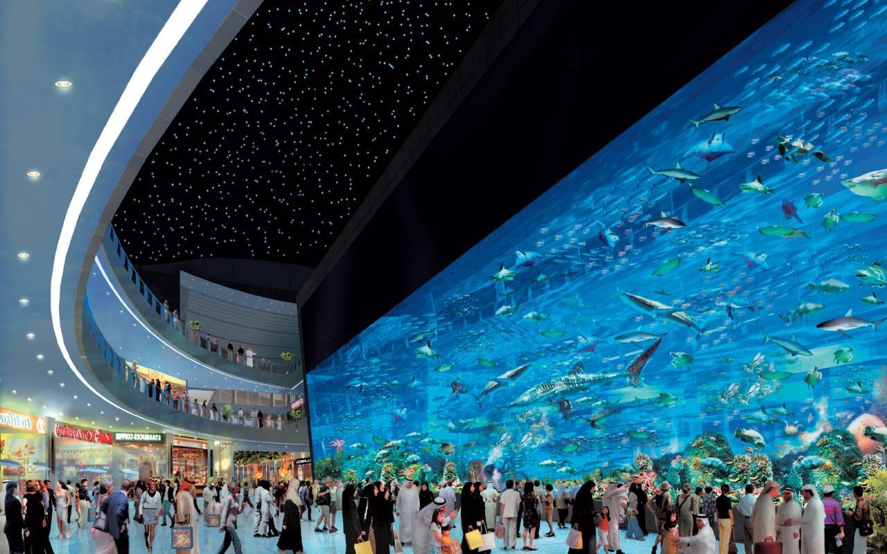 Centro-comercial-Dubai