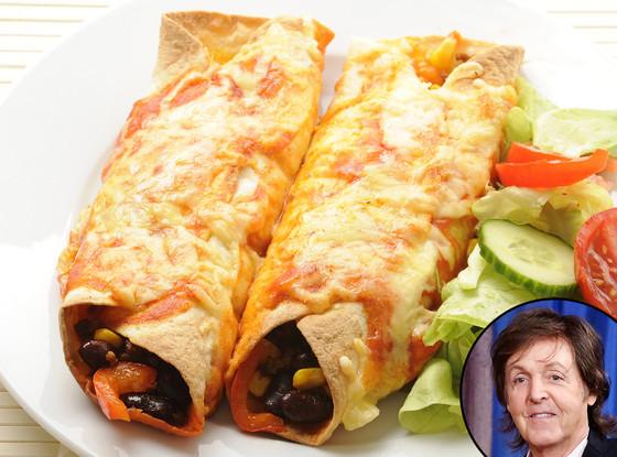 enchilada vegana