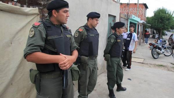 gendarmeria rosario