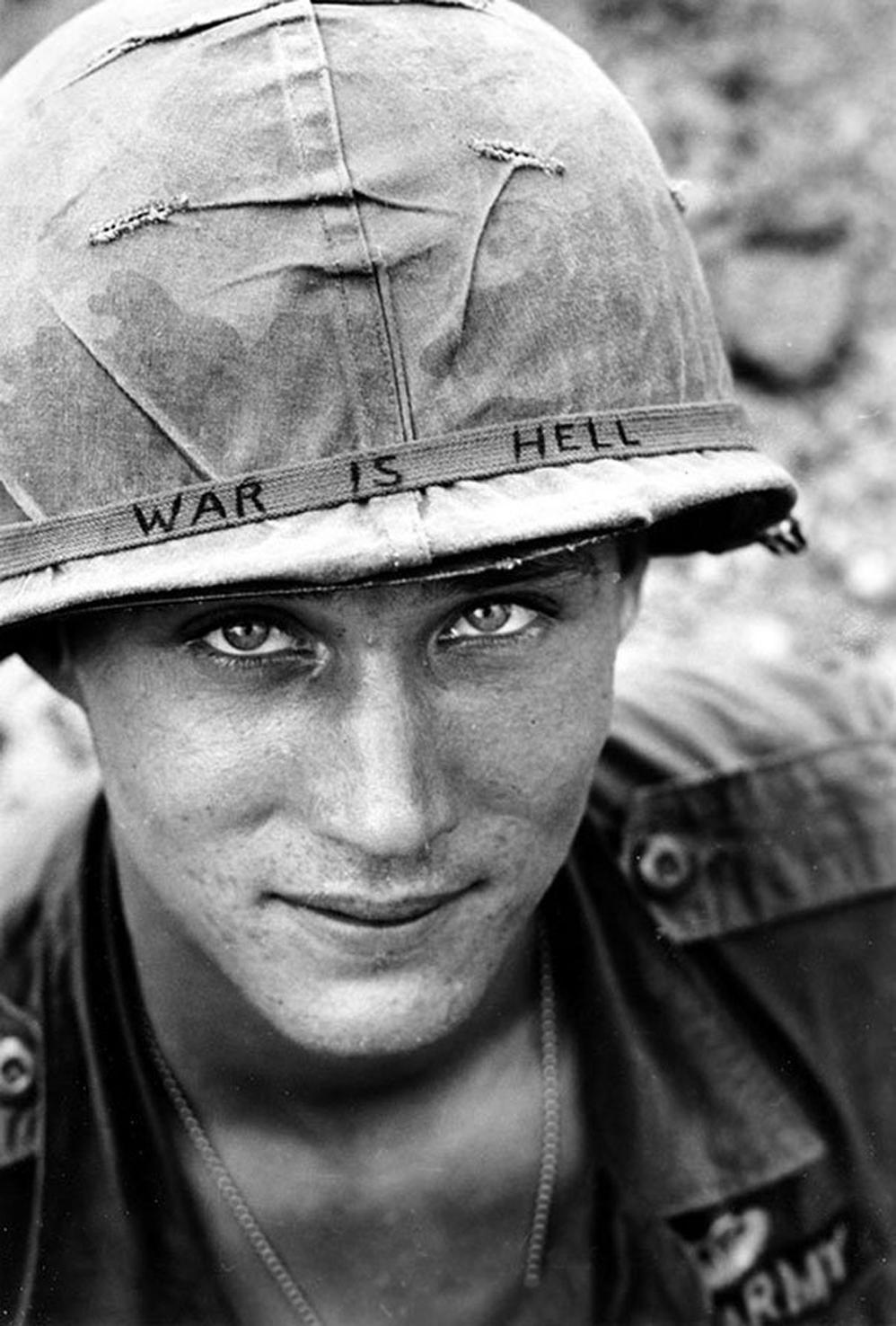 Soldado desconocido en Vietnam, 1965