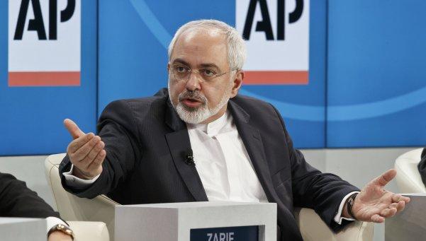 Javad Zarif- Irán
