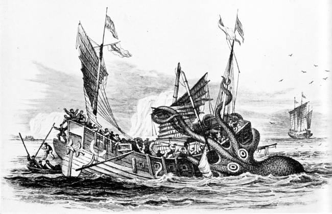 Monstruo marino 9