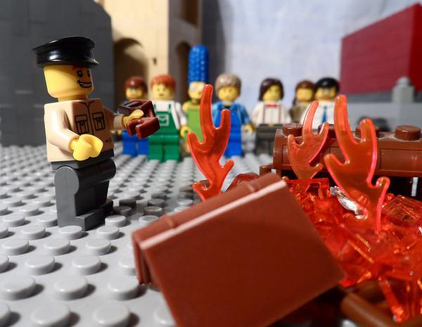 Réimen Nazi - Lego- 5