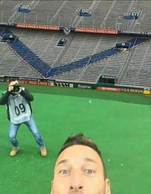 selfie totti (6)