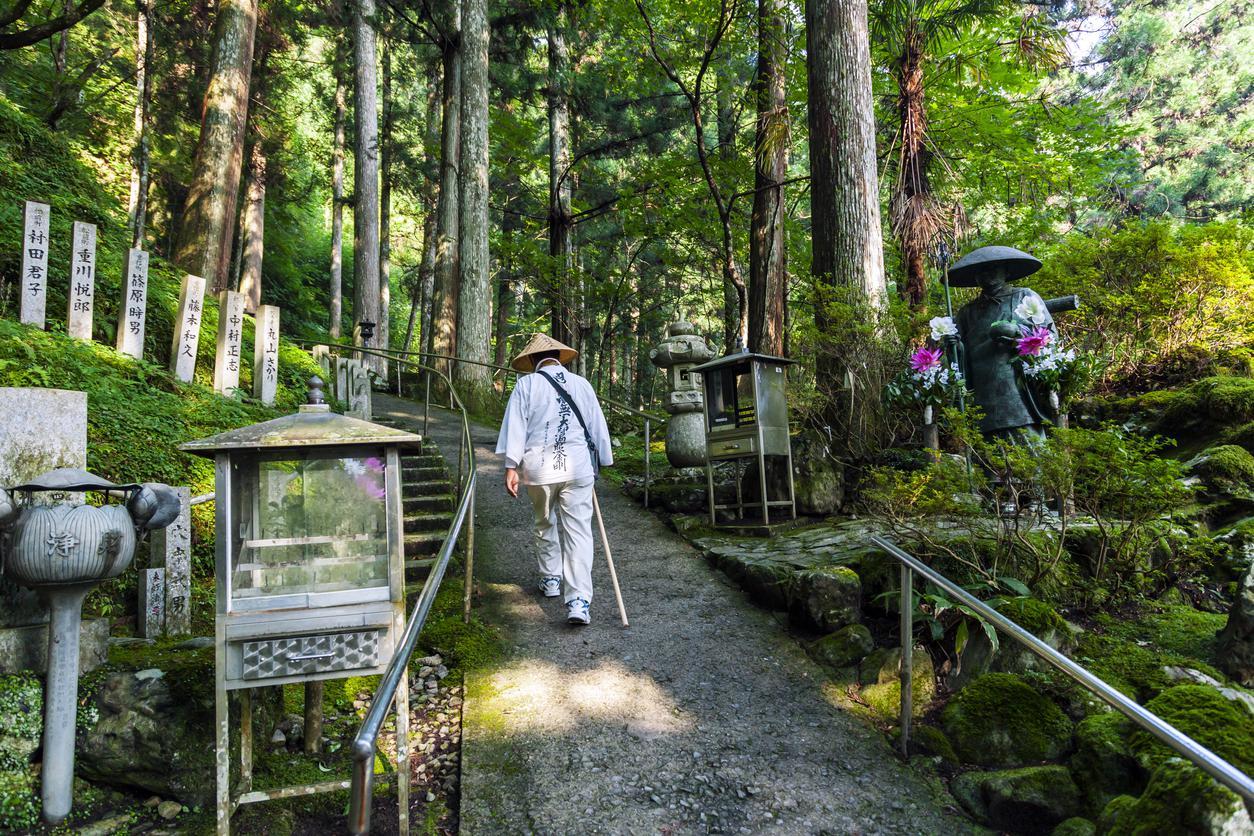Shikoku, Japon
