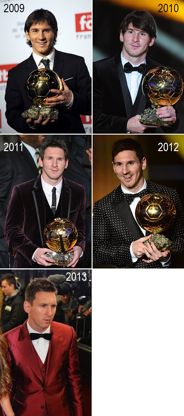 Trajes_Messi_BalonDeOro