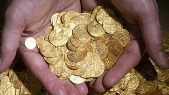 monedas-tesoro-irael