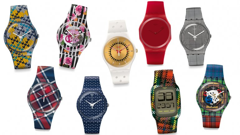 swatch relojes