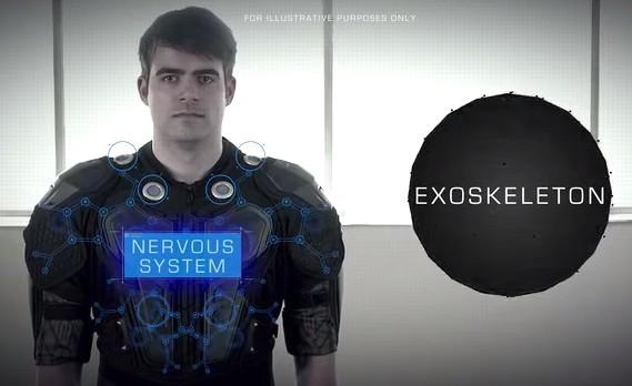 traje realidad virtual