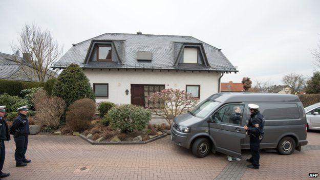 casa Andreas Lubitz germanwings