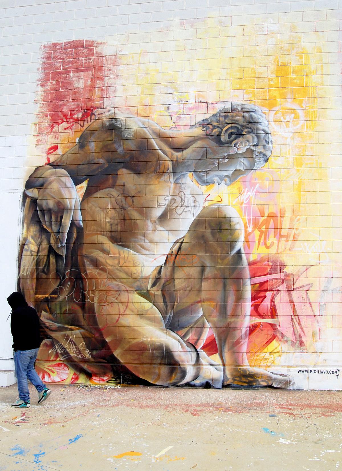 Mural dios griego (1)