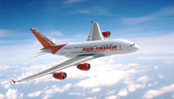 Air India Avion