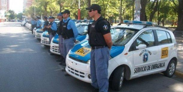 chaco-policia
