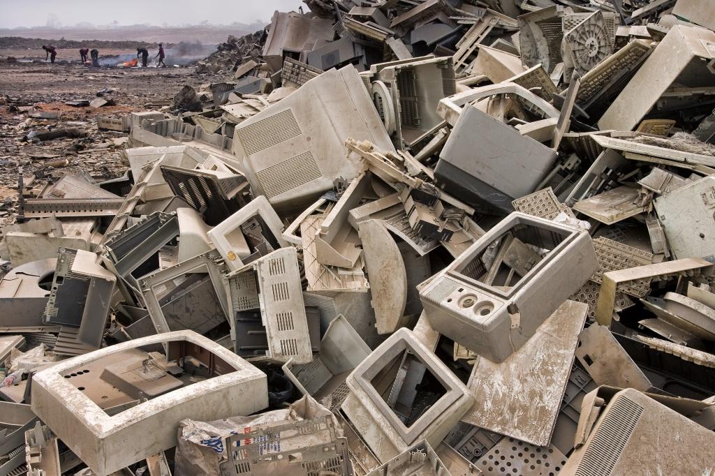 Computer dumping in Ghana