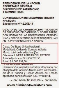 Contratación Interadministrativa 51-2014 de LADE