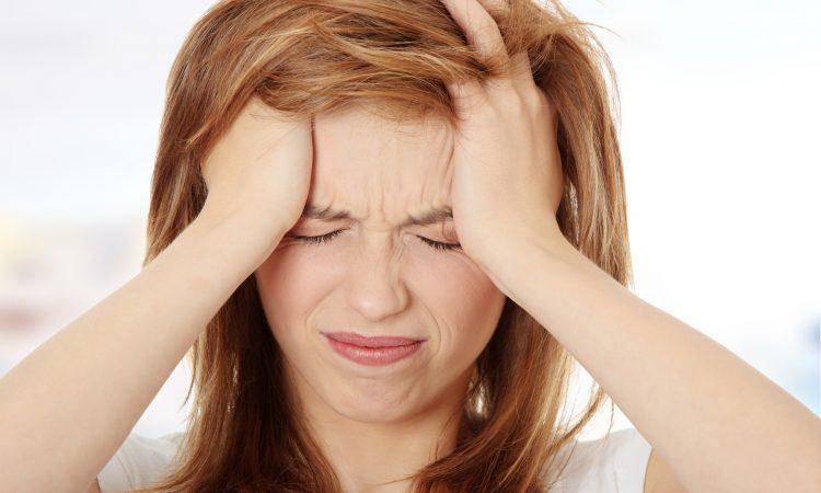 Dolor de cabeza sinusal mucosidad verde
