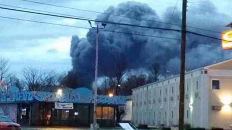 Incendio Louisville 5