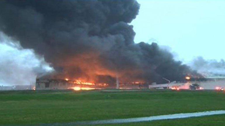 Incendio Louisville 6