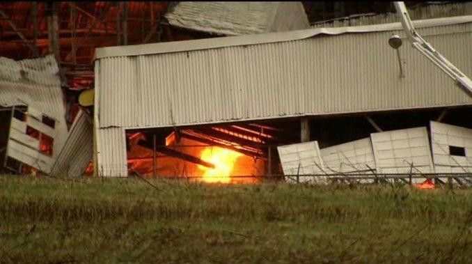 Incendio Louisville 8
