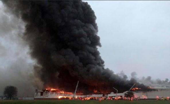 Incendio Louisville 9