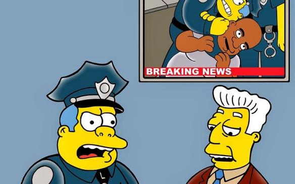 Los Simpson negros 4