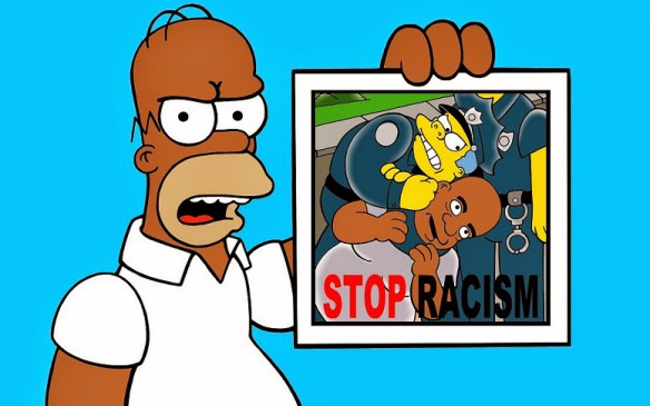 Los Simpson negros 5
