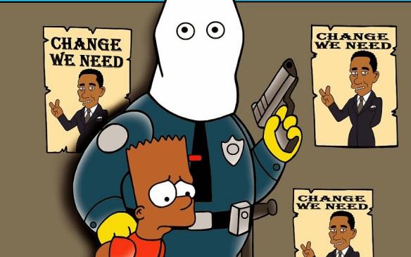 Los Simpson negros 7