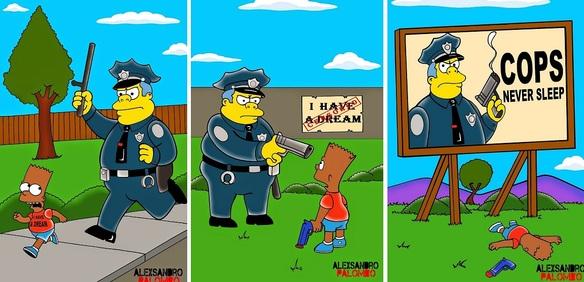 Los Simpson negros 8