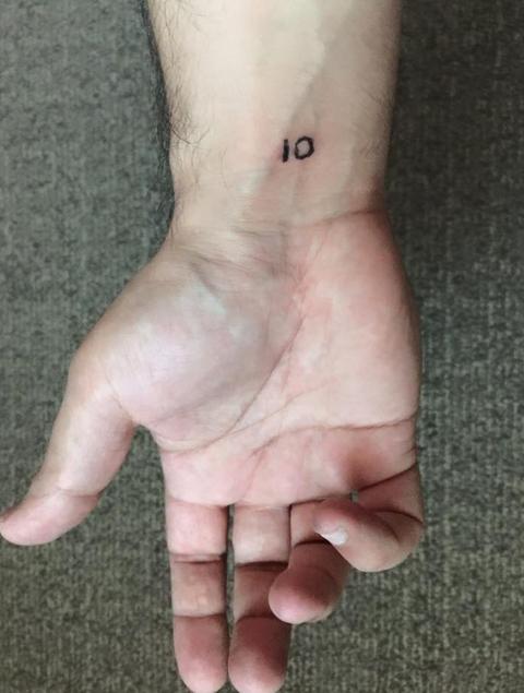 Messi Tatuaje 1