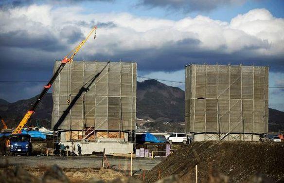 muralla en japon