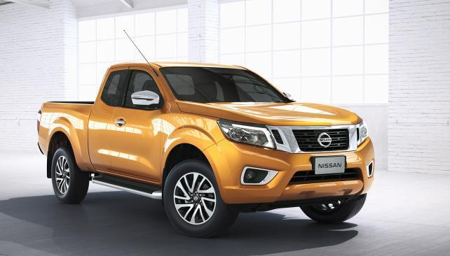 La pick up NP300 de Nissan es uno de los tres modelos que se fabricarán en Córdoba