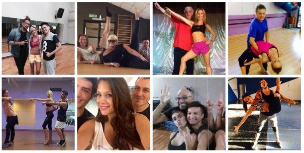 Parejas Bailando 2015
