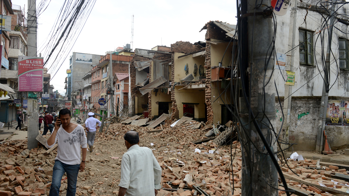 NEPAL-DISASTERS-EARTHQUAKE