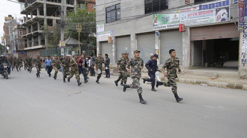 Terremoto Nepal 7