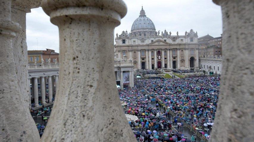 Vaticano Papa Francisco 1