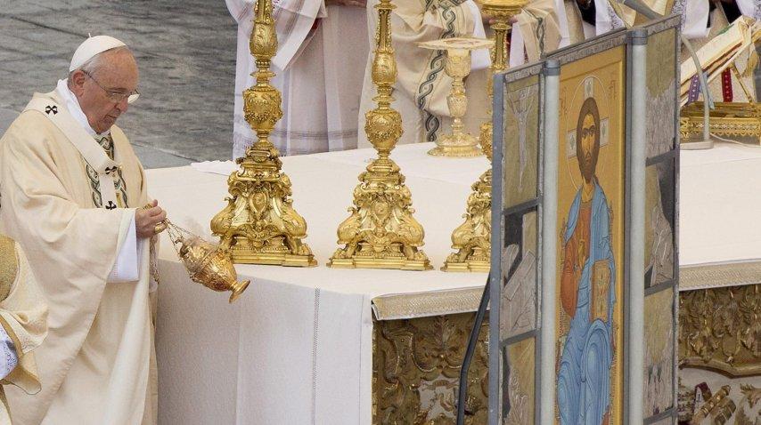 Vaticano Papa Francisco 3