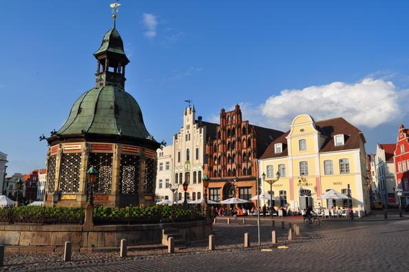 Centres historiques de Stralsund et Wismar