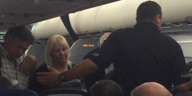 avion policias