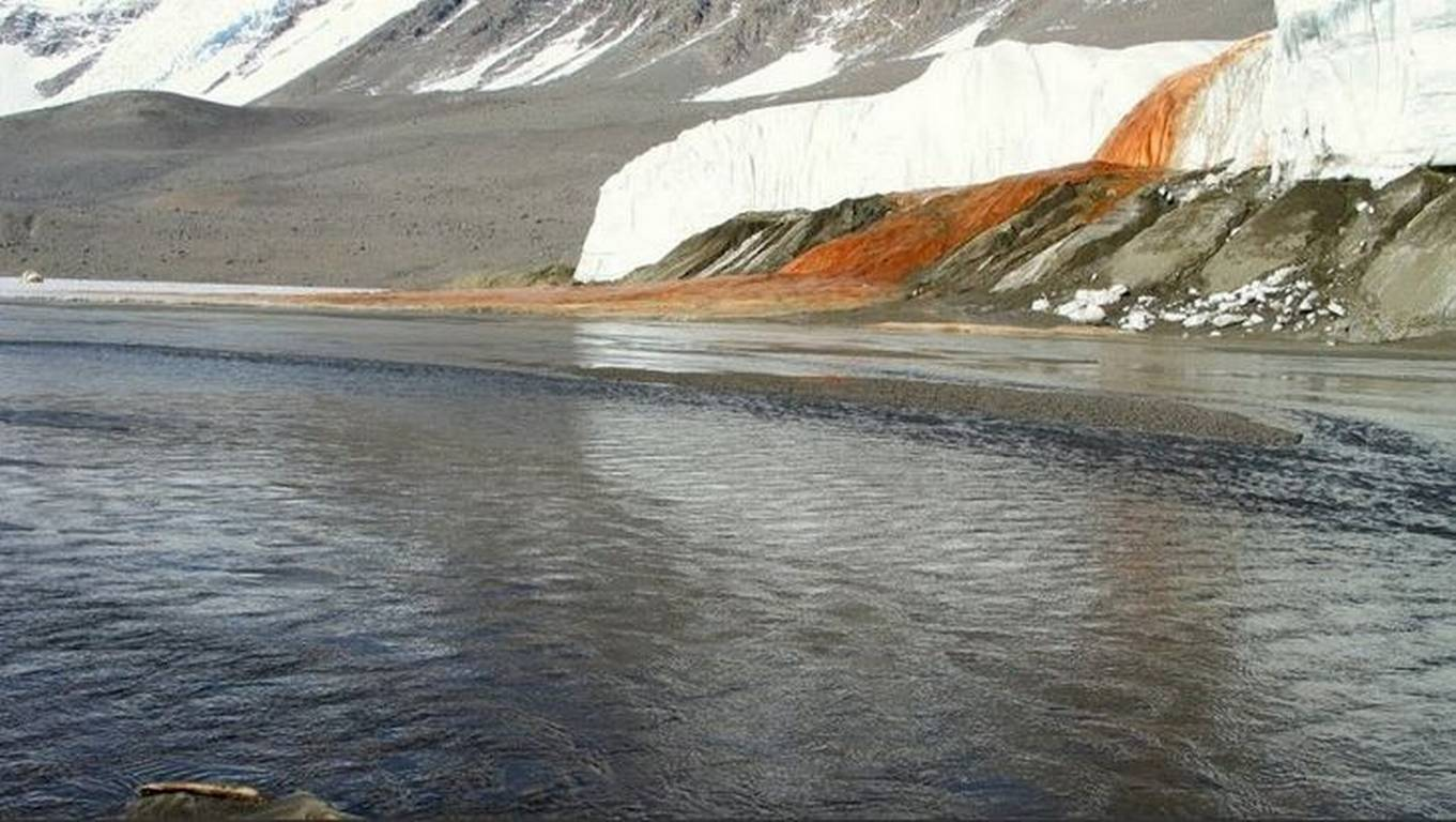 Cataratas Antártida 4