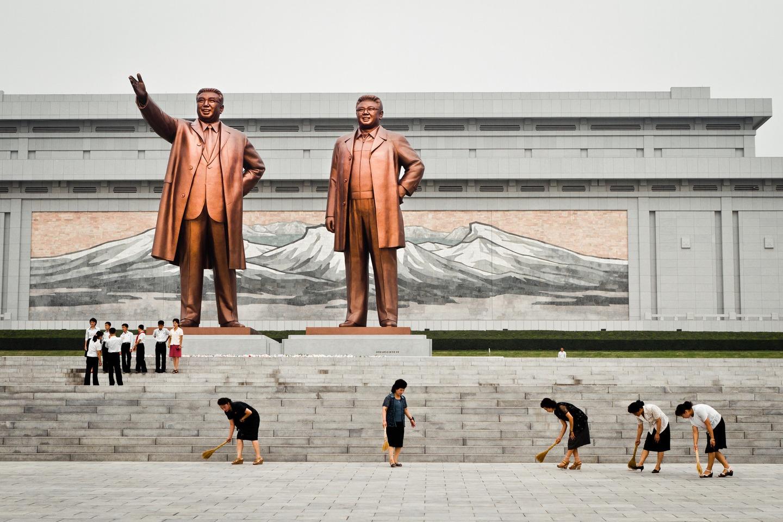 Corea del Norte 1