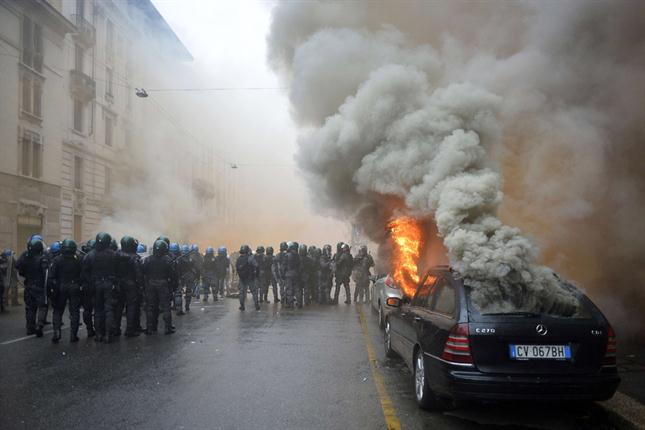 Enfrentamientos Milán 11