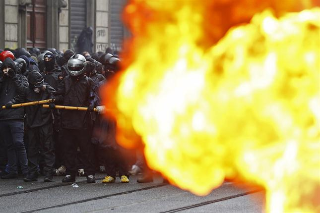Enfrentamientos Milán 5
