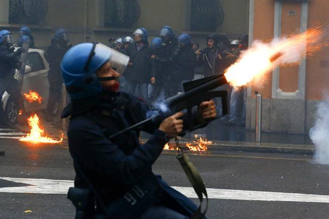 Enfrentamientos Milán 7